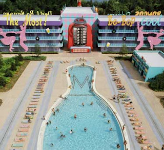 Resort Showdown:  Pop Century vs. The Grand Floridian.