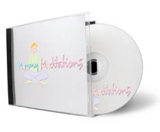 Mommy Meditations CD