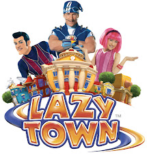 Lazy Town, imagenes lazy town, videos, juegos lazy town y los backyardigans