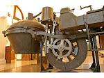 Maquinaria del Fardier Cugnot 1771