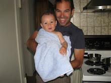Papa et Wilson