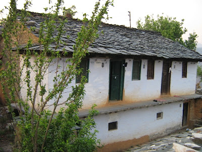 Ravindra Singh Rawat's Home