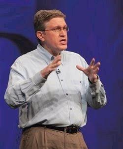 Jeff Raikes, President, Microsoft Business Division