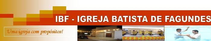 IBF - Igreja Batista de Fagundes