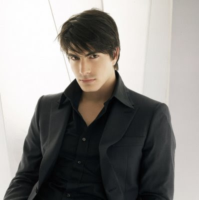 Brandon Routh cool men celebrity haircuts for 2010