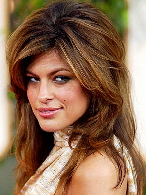 Sexy Celebrity Hairstyles 2010