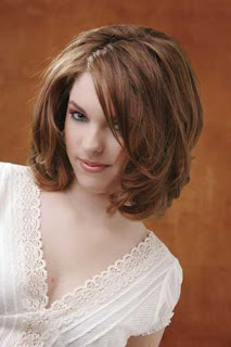 Wedding Hairstyles and Hairdos: Medium Length Haircuts For Women ...