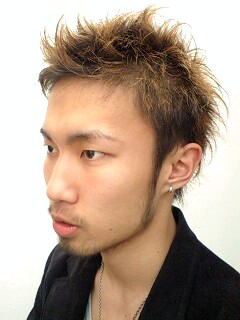 Men Women Hairstyles: Cool Asian Hairstyles for Men 2009