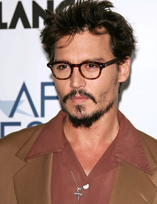 Take a look at these different Johnny depp haircuts for fall 2008.