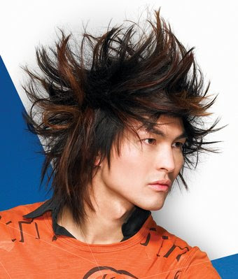 Mens Hair Fashion - Newest Hairstyles for 2009