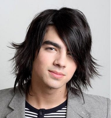 long haircuts for men. mens long hairstyle