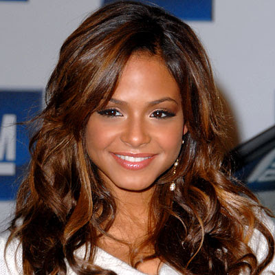 Christina Milian Celebrity Hairstyles For Black