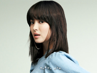 Medium Asian Shoulder Length Hairstyles 2010