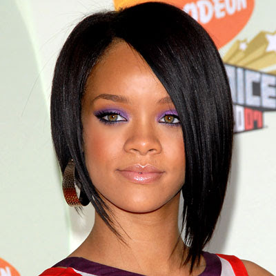 rihanna hair 2009. rihanna hair red hair.