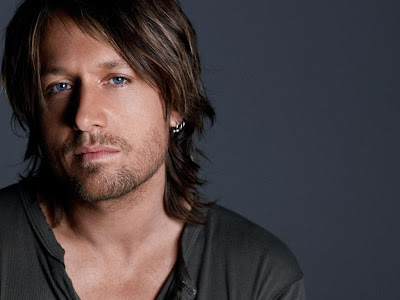 Keith Urban - Men Long  Hairstyles