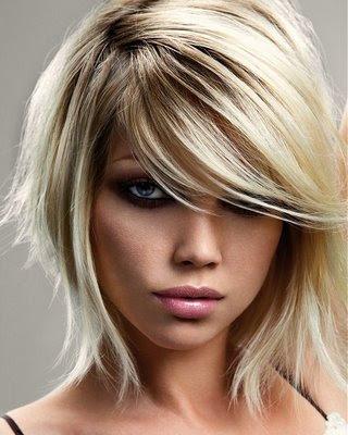 Long Shag Hairstyle