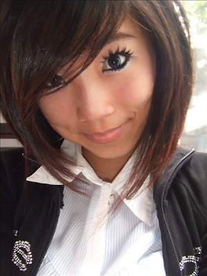 Asian haircuts for 2009