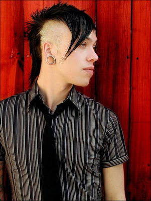 Popular Teenage Boys Hairstyles