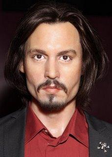 Johnny Depp Sa� Modelleri