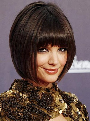 Classic and trendy women's haircuts and hairstyles. Fasten with a barrette