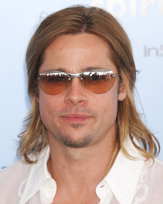 Long Hair styles fashion for men in summer 2009
