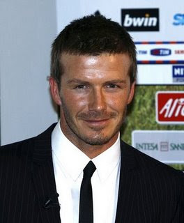 David Beckham New Men Haircuts