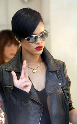 celebrity short hairstyles new rihanna hairstyles for