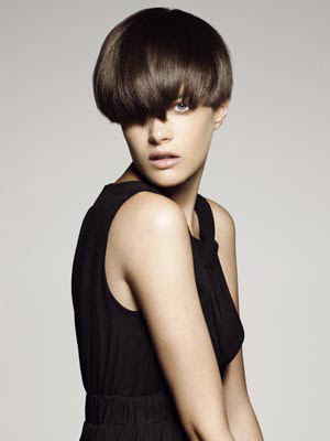 Hot Bob Hairstyles. Inverted ob hairstyles allow