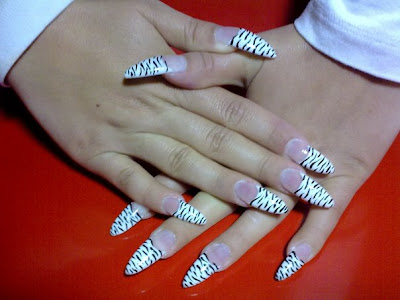 Easy Nail Designs For Short Nails. Simple Nail Art Designs For