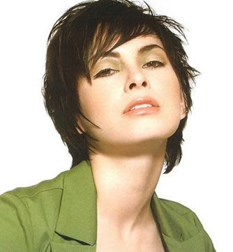 hair styles for women over 50 with fine hair. short hair cuts for women over