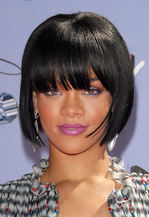 BEST HAIR STYLE FOR YOU: Rihanna with Black Hairstyles