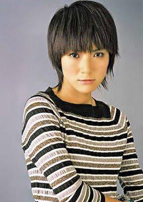Short Hair Cute Style 2010