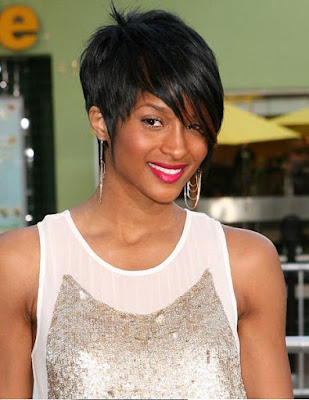 Hot new trendy short hairstyles for winter