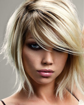 Modern Popular Haircuts for women in fall winter 2009. at 4:14 AM