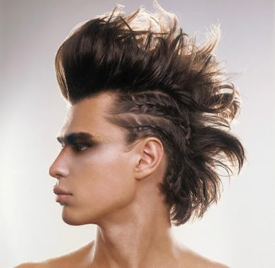 short haircuts for men with thin hair. New Funky Hair Styles For Men