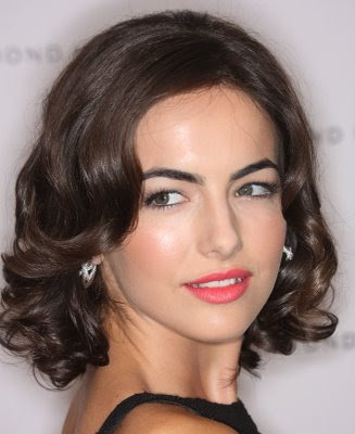 short hairstyles for curly thick hair. best hairstyles for thick hair