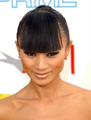 Cute short hairstyle trend for winter 2010