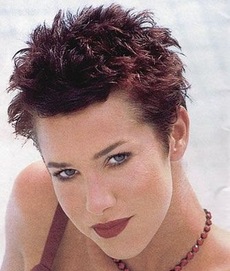 New cool short hairstyles haircuts hollywood  for winter 2009 2010