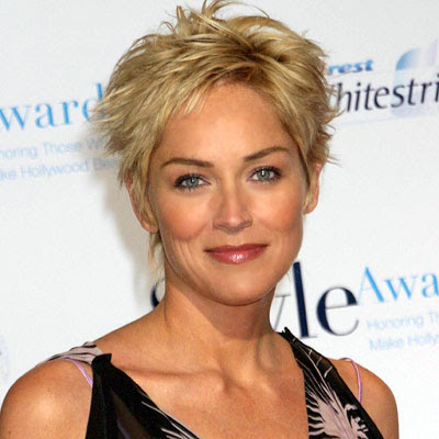 older womens short pixie haircut A pixie cut refers to a variety of short