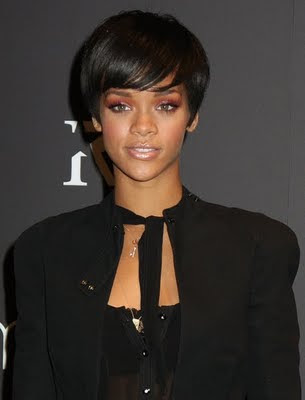 rihanna hairstyles bob. Hot Rihanna Hairstyles