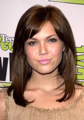 Modern Shoulder Length Hairstyles For Medium Hair