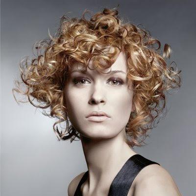 auburn hairstyles. curly auburn hairstyle
