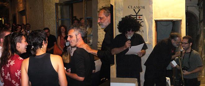 PREMIO CLAMOR BRZESKA- EDICION 2008