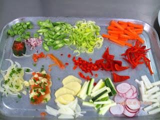 Tecnicos en cocina corte frutas y vegetales for Cortes de verduras gastronomia pdf