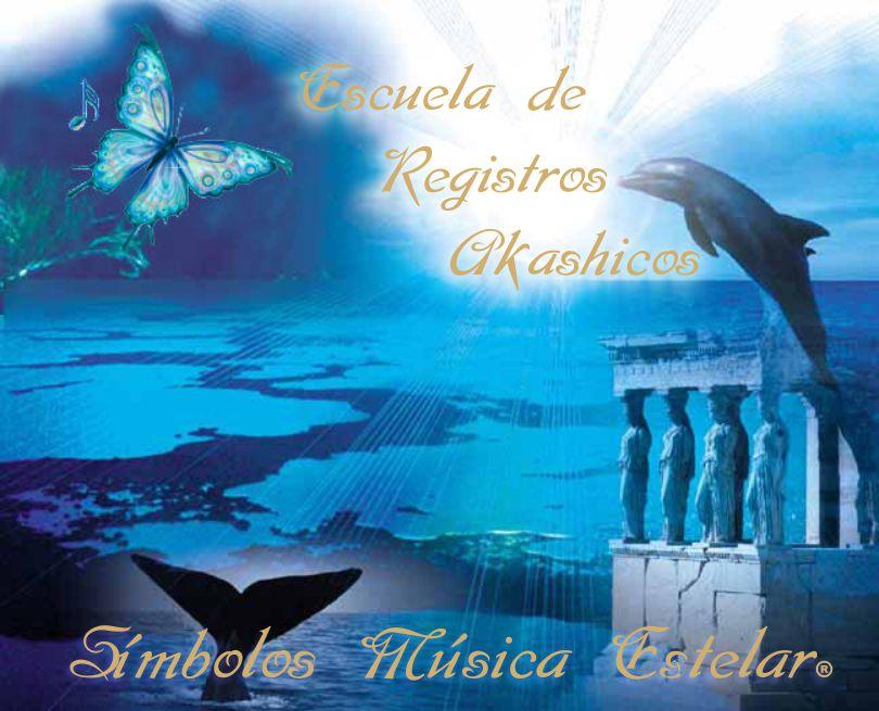 Registros akashicos Simbolos-música estelar®