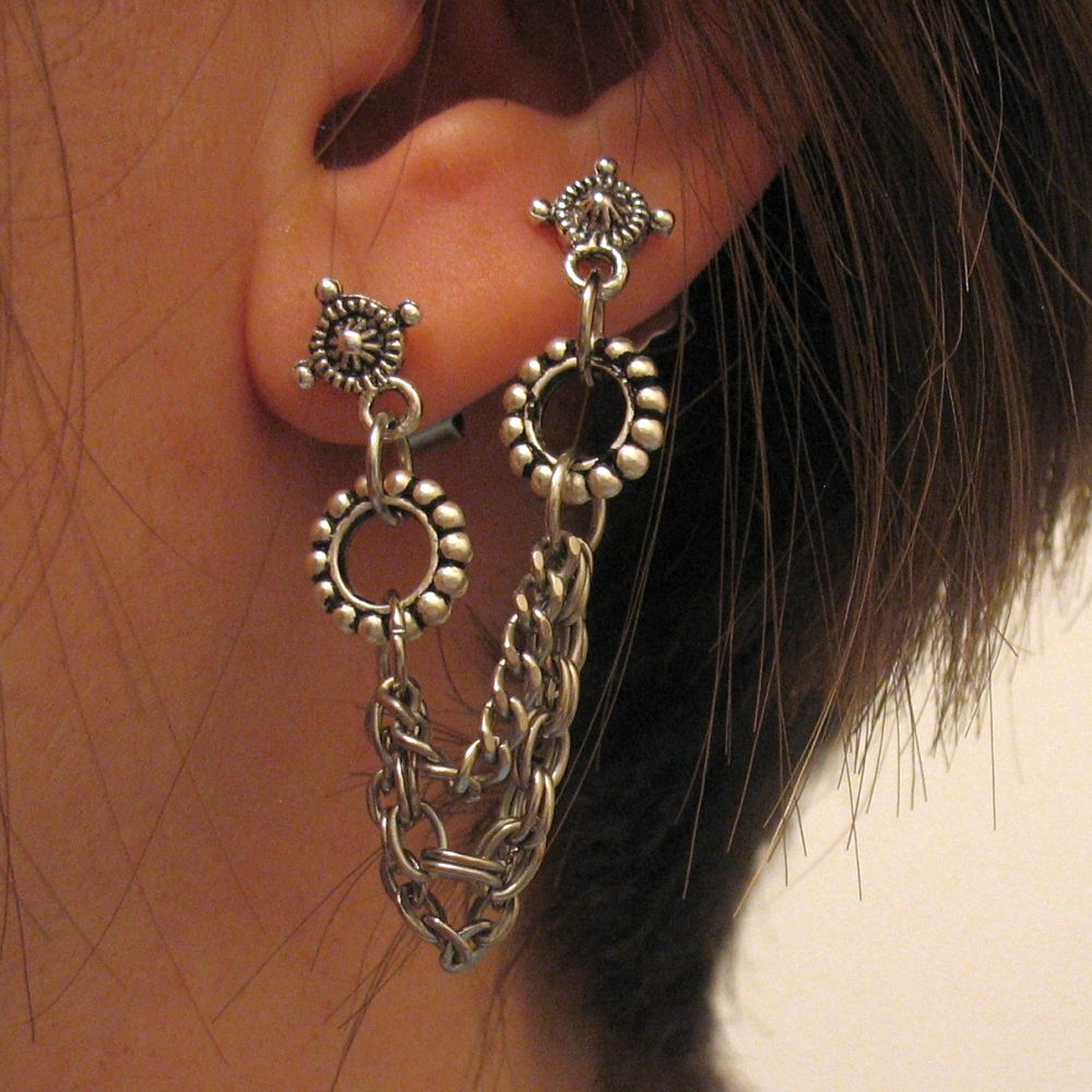 Earrings For Multiple Piercings