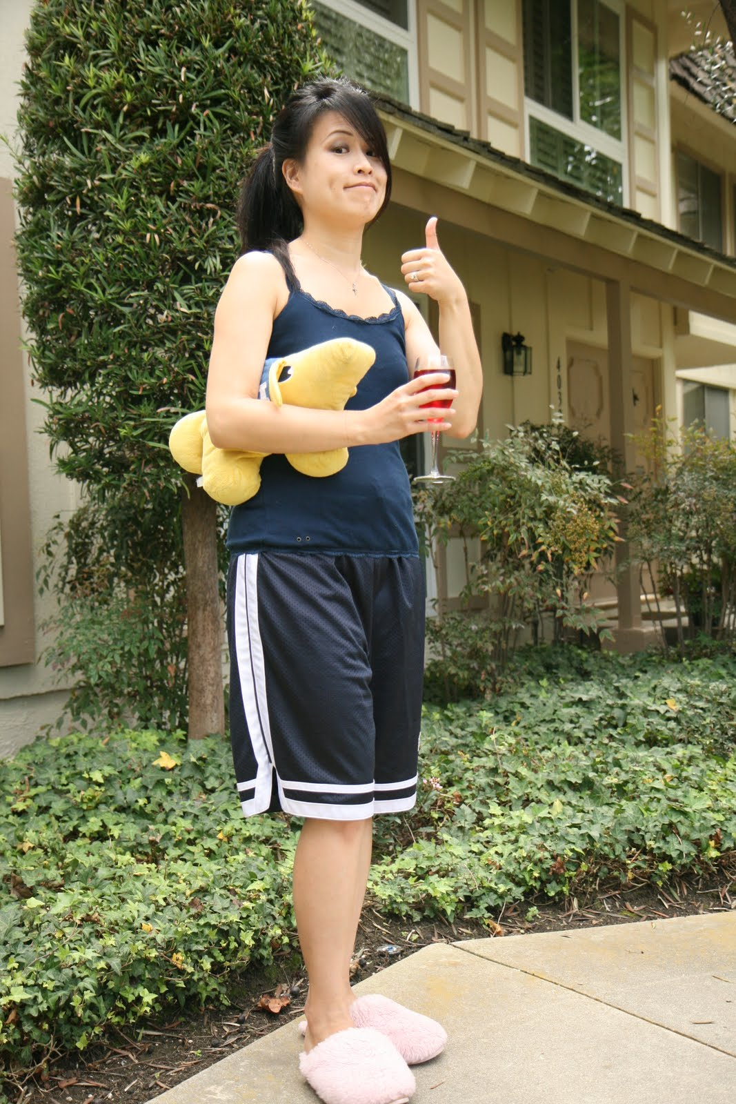 basketball shorts on girls