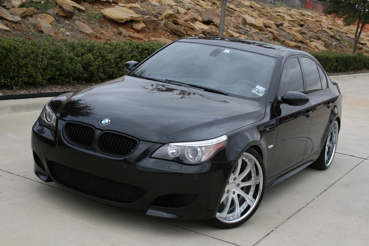 BMW M5: M5 for Transporter 4?