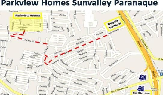 M2ib realty only p1 995 000 townhouse in sunvalley paranaque for 10 b swimming pool ups 5 sucat paranaque