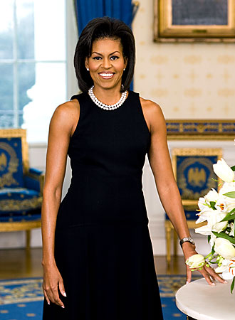 Psychic Prediction Michelle Obama Pregnant 2013 - Daily News Update